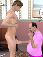 Some good old gay fucking in 3d sex. tags: cartoon porn, dirty cartoons, ass fucking, ass licking, hot scenes