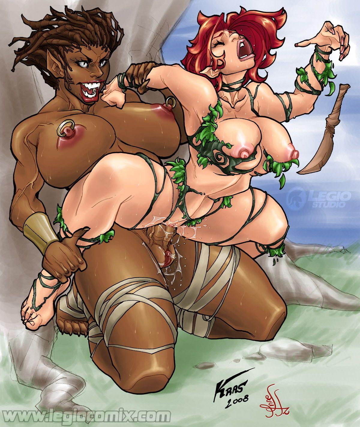 Adventures porn comics
