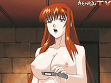 Wild hentai mistress
