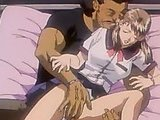 Hentai girl gets fucked badly